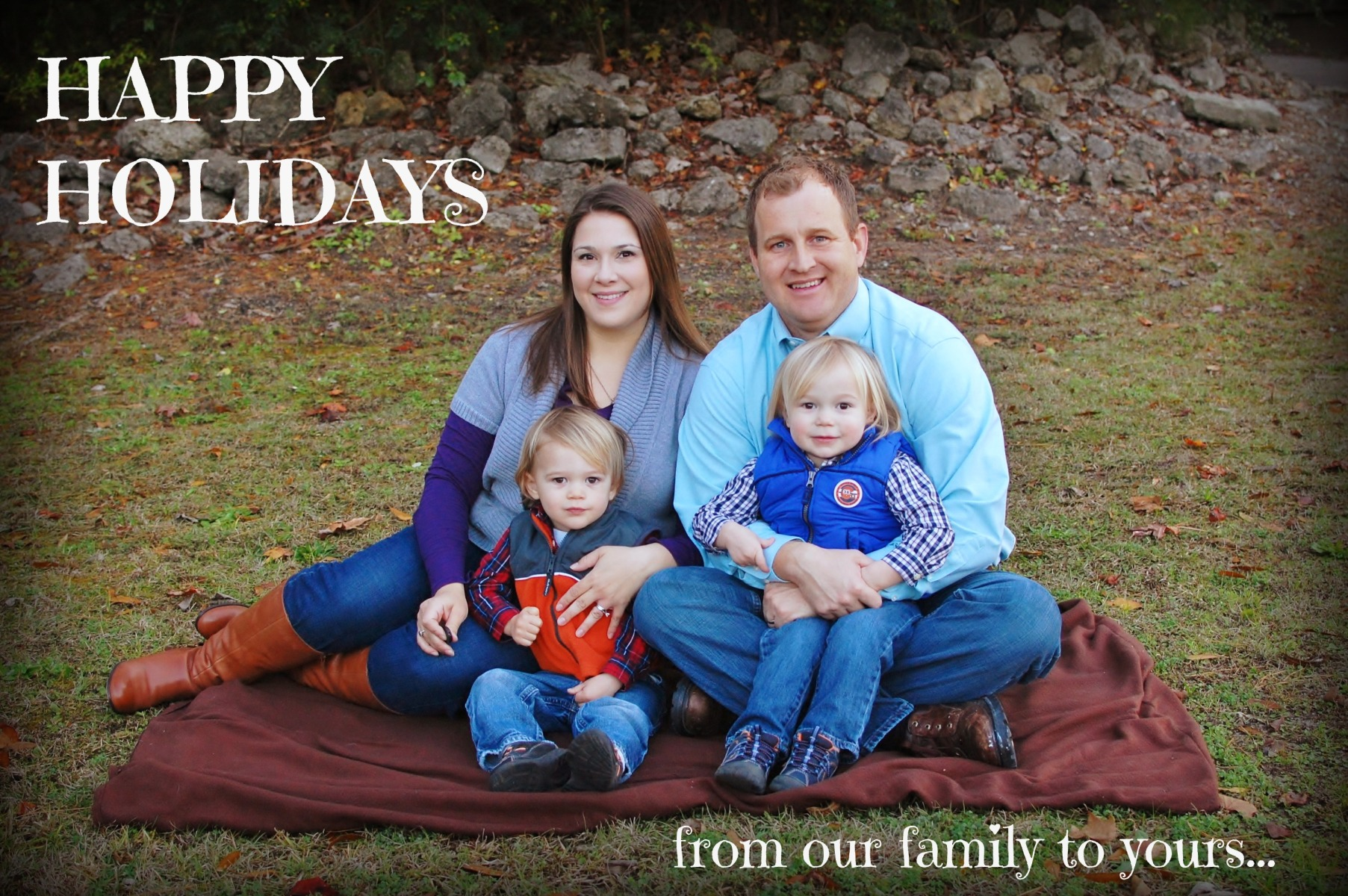 Best wishes for a wonderful holiday season!!